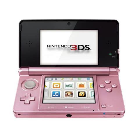 3ds nintendo console console nintendo 3ds