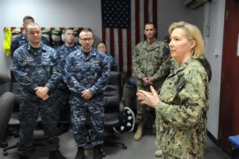 thats waaycist french airports order muslim women to take the chief of navy reserve visits sailors in bahrain military com