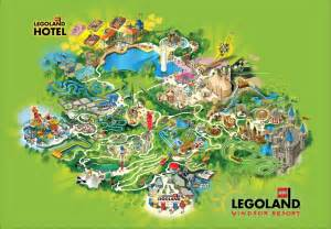 image gallery legoland water park map