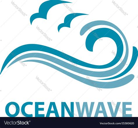 sea wave logos vector free stock vector wave logos vector and clip inspiration
