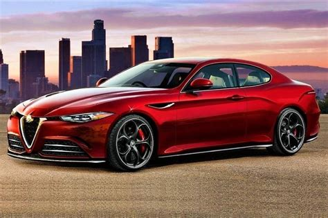 2019 Alfa Romeo Giulietta by New 2019 Alfa Romeo Giulietta Front Wallpaper Car