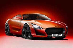 new cars uk new tvr sports car to use gordon murray s istream carbon