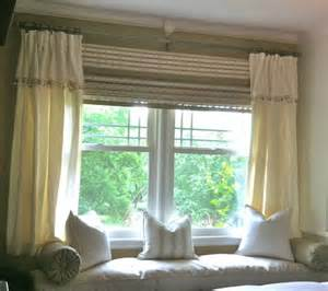 window seat curtains beautiful bay window decorating ideas for your inspirations vizmini