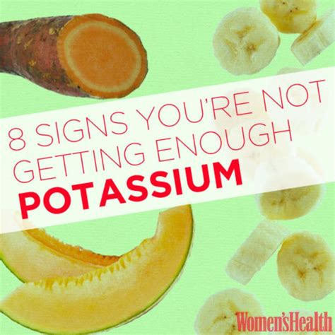 8 Signs You Re Living With A Nightmare Flatmate by 8 Signs You Re Not Getting Enough Potassium Fibromyalgia