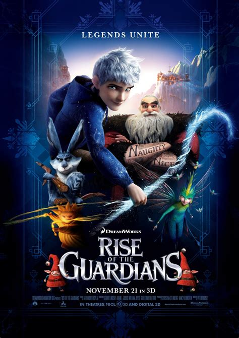 The Guardians 2 rise of the guardians trailer