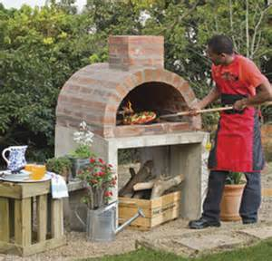 build a brick oven backyard build your own outdoor diy pizza oven
