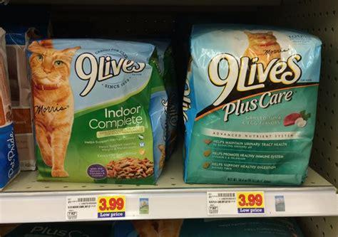 printable 9 lives cat food coupons new 9 lives cat food coupon 2 99 at kroger kroger krazy