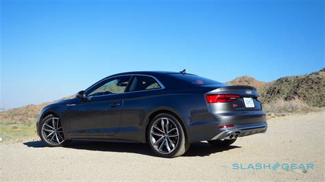 Audi S4 Coupe by 2018 Audi S5 Coupe And S4 Sedan Gallery Slashgear