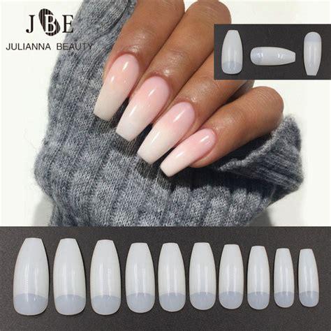 7 Tips On Model Nails by 500pcs Professional Nails Ballerina Half