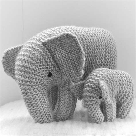 knitting patterns for elephants 1363 best knit dolls images on