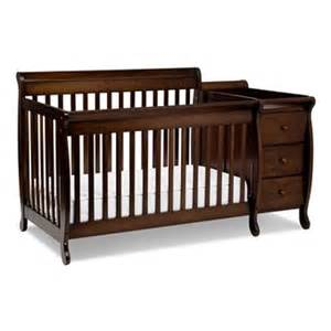 Baby Cribs With Changing Table Crib Changing Table Combos Simply Baby Furniture