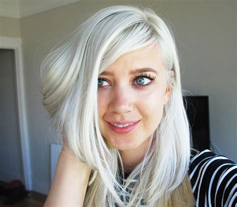 how to add warmth to platinum hair 1000 images about 75 hot platinum blonde hairstyles for your next salon