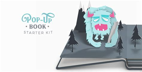 Pop Up Book Starter Kit V3 2 After Effects Project Videohive Free After Effects Template Pop Up Book After Effects Template