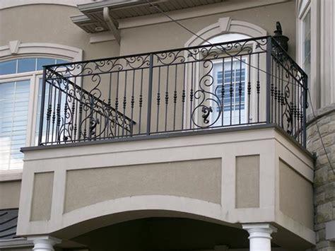 ringhiera balcone prezzi parapetti balconi monza brianza balaustre scale acciaio