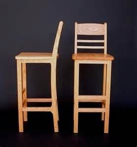 36 In Bar Stools Made 36 Inch Bar Stool By Hollis Woodworks