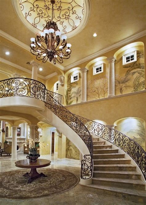 Beautiful Stairs by Beautiful Staircase Dream Homes Pinterest
