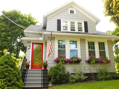 Outside Of House | behr paint favorite paint colors blog