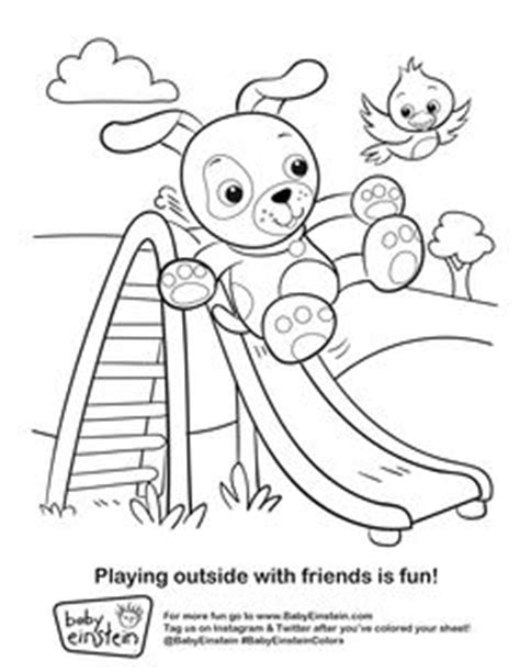 coloring pages baby einstein baby einstein coloring pages