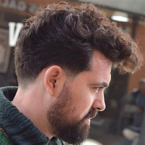 gentleman s haircut for curly hair 45 best curly hairstyles and haircuts for men 2018