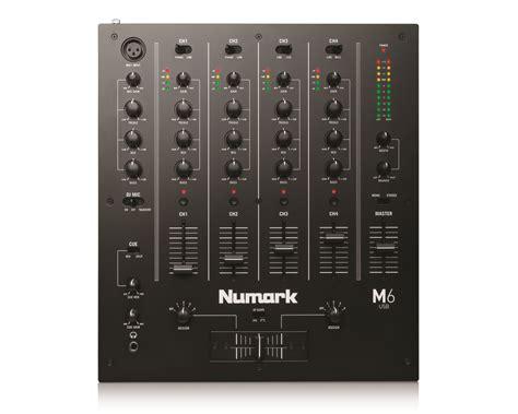Mixer Numark numark m6 usb mixer