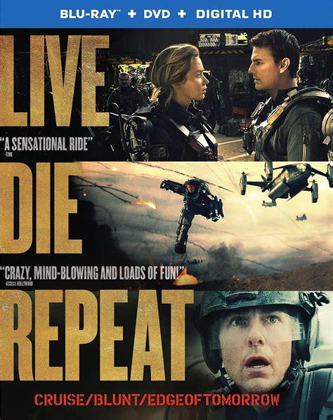 film blu live edge of tomorrow dvd release date october 7 2014