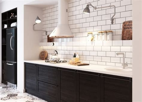 Kitchen Scandinavian Design small yet airy scandinavian kitchen design digsdigs