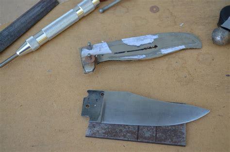 make folding knife how to make a liner lock folding knife do it yourself