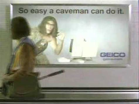 does anyone understand the geico commercial with the two guys pumping iron 2006 geico commercial caveman at the airport youtube