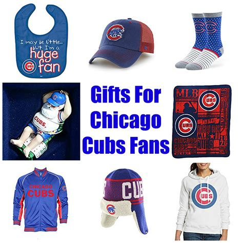 gifts for cubs fans 20 gifts for chicago cubs fans