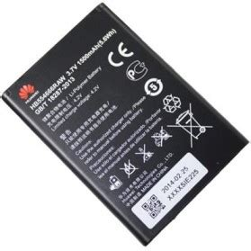 Baterai Power One Huawei Hb505076rbc ext power extended battery 4500mah for huawei e587