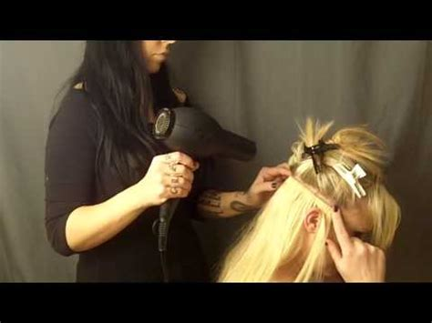 how to do glue hair extensions on grown pixie hair extensions how to glue in full head hair extension