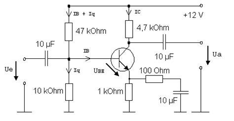 bipolar transistor berechnen transistorverst 228 rker