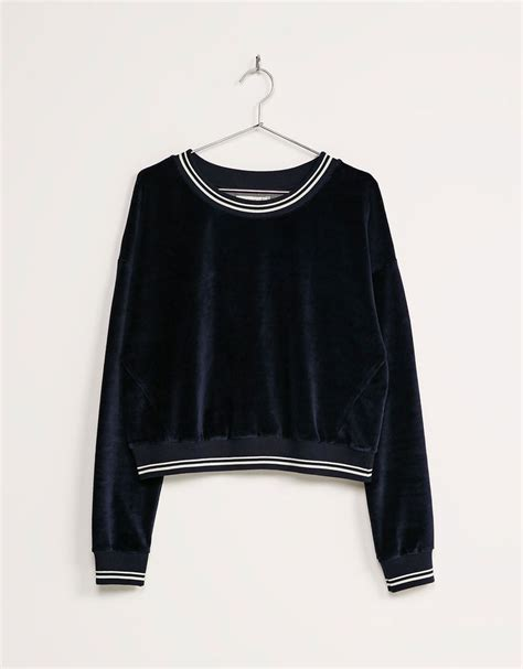 Bershka Hodie Velvet 549 best bershka images on my style ankle