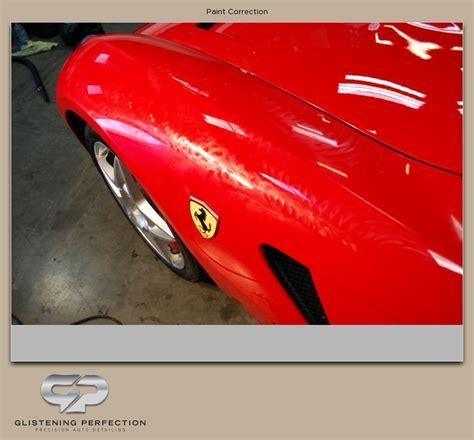 599gtb paint correction and detail clublexus lexus forum discussion