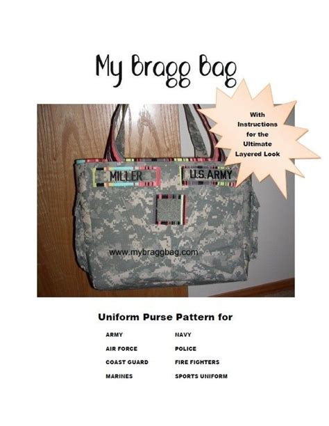 army pattern wallet military uniform purse pdf pattern for army acu air by