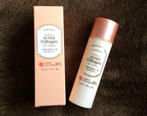 Etude Collagen Cc product review etude house moistfull collagen cc couchwasabi asian