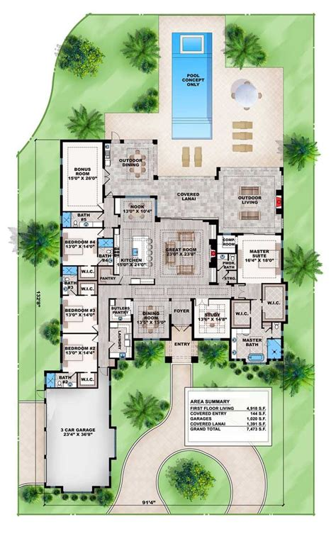 outdoor floor plan 4934 best images about floor plans on pinterest luxury
