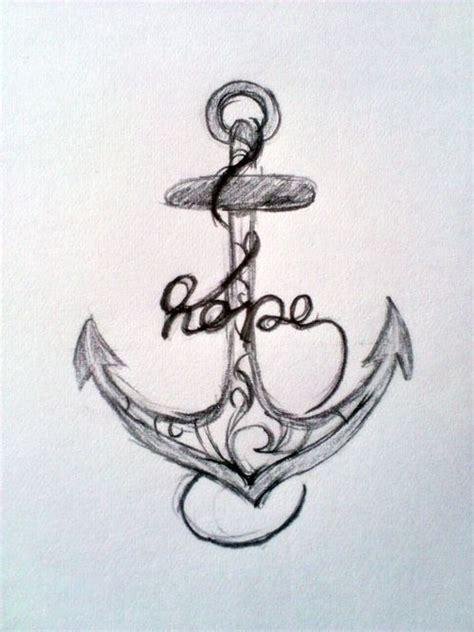 anchor tattoo quotes tumblr anchor tumblr via tumblr drawings pinterest