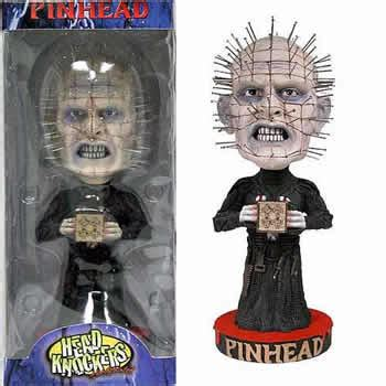 bobblehead za other collectable toys hellraiser pinhead bobble