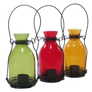 Phoebe Apothecary Jar candle jars