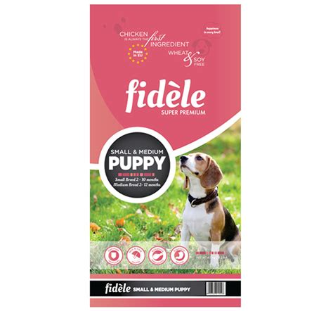 Ciclos Small Breed 15 Kg Food fidele small medium breed puppy food 15 kg dogspot pet supply store