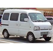 Suzuki Every 1999jpg  Wikimedia Commons