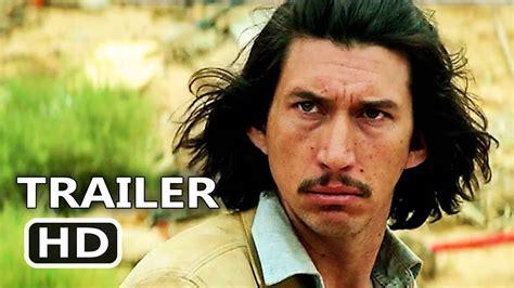 terry gilliam video the man who killed don quixote trailer 2 2018 adam