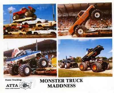 monster truck show pensacola fl american monster truck association