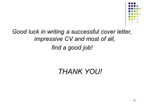 how to write a cv how to write a cover letter ppt video