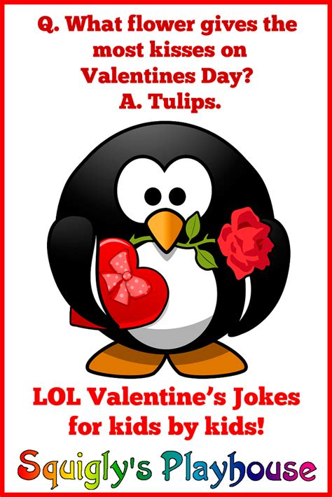 valentines day jokes for valentines day gift for valentines day gifts for books s day jokes and riddles at squigly s playhouse