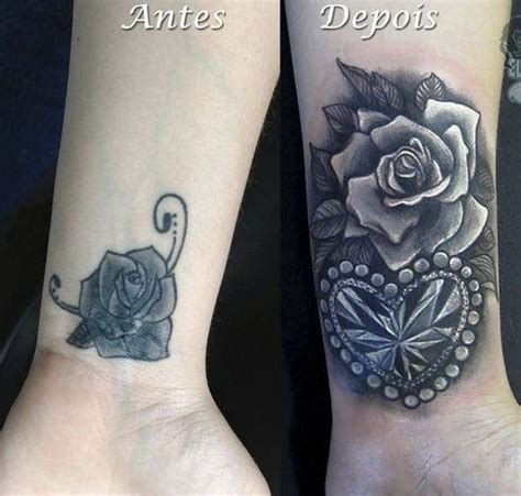cover up name tattoos on wrist 60 amazing cover up tattoos pictures before and after you