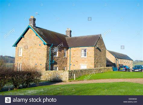 manifold cottage near shottle in the derbyshire dales