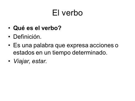 definici 243 n de sintagma qu 233 es significado y concepto todo en la palabra verbo el verbo qu 233 es el verbo