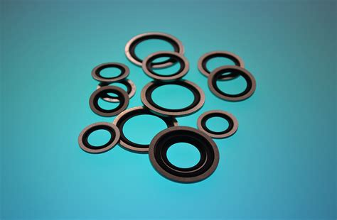 bonded washers emi seals gaskets ltd